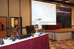 Hội nghị giới thiệu sản phẩm SamSung CCTV tổ chức tại Hongkong- Tháng 04/2012