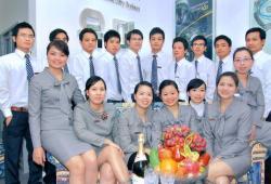 KHAI TRƯƠNG TRUNG TÂM ĐIỀU HÀNH CÔNG TY TNHH SÔNG HÀN 2011
