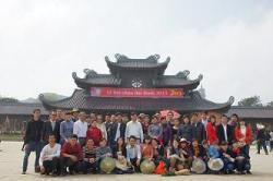 Đi lễ Chùa Bái Đính và thăm quan Khu du lịch sinh thái Tràng An - Tháng 02/2013