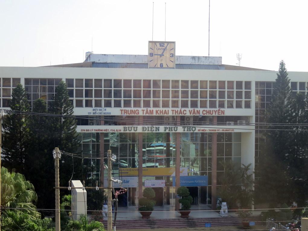 Hoàn thành lắp đặt hệ thống camera giám sát tại Trung tâm khai thác nội tỉnh- Chi nhánh TCT Chuyển Phát nhanh Bưu điện tại TP.HCM.
