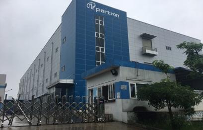 Hoàn thành lắp đặt, bàn giao hệ thống thiết bị âm thanh thông báo  tại Nhà máy V4 - Công ty TNHH Partron Vina - Lô 11 - KCN Khai Quang - TP.Vĩnh Yên - T.Vĩnh Phúc.