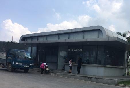 Hoàn thành lắp đặt hệ thống camera giám sát mới và mở rộng hệ thống camera giám sát hiện có cho Công ty TNHH Bluecom Vina tại Lô C5-4 KCN1, KCN Tràng Duệ, thuộc KKT Đình Vũ- Cát Hải, X.Lê Lợi, H.An Dương, TP.Hải Phòng.