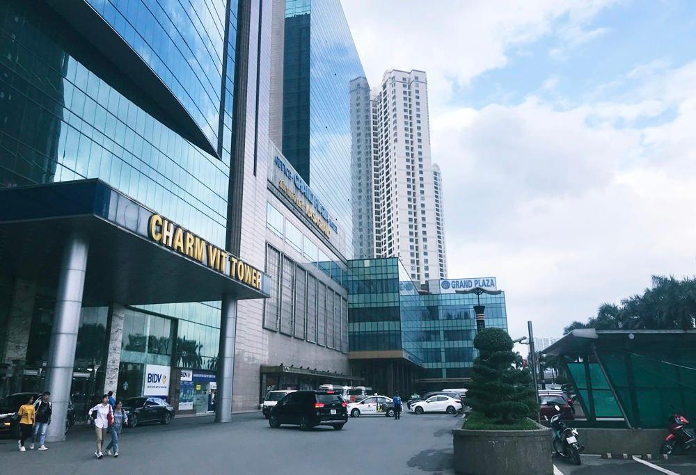 Hoàn thành lắp đặt hệ thống camera giám sát tại Khách sạn Grand Plaza Hà Nội- Số 117- Trần Duy Hưng- P.Trung Hòa- Q.Cầu Giấy- TP.Hà Nội.