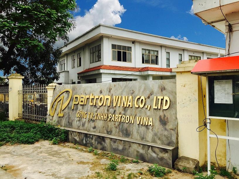 Hoàn thành lắp đặt hệ thống camera giám sát mới tại Công ty TNHH Partron Vina- Lô C7-1- KCN Quế Võ- X.Nam Sơn- TP.Bắc Ninh- T.Bắc Ninh.