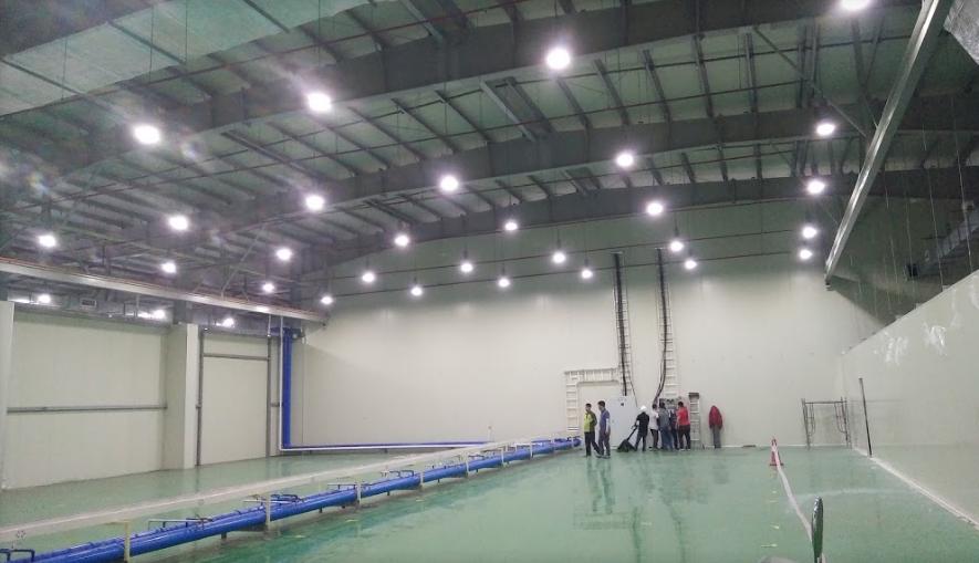 Hoàn thành lắp đặt hệ thống camera giám sát tại Công ty TNHH Dong Myeong- Lô 12B6- Đường Nguyễn Văn Trỗi- KĐT Việt Trang- P.Ninh Xá- TP.Bắc Ninh- T.Bắc Ninh.