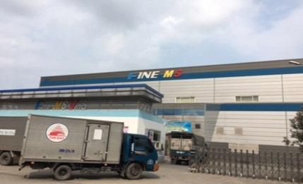 Hoàn thành lắp đặt, bàn giao hệ thống camera giám sát tại Công ty TNHH Fine MS Vina - Lô G2 - KCN Quế Võ - TP.Bắc Ninh - T.Bắc Ninh.