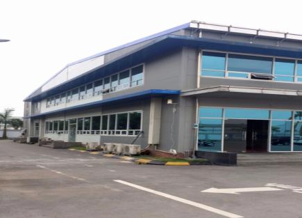 Hoàn thành lắp đặt hệ thống camera giám sát tại Công ty TNHH M-Tech Việt Nam-  KCN Yên Phong- X.Long Châu- H.Yên Phong- T.Bắc Ninh